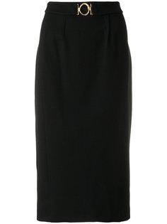 юбка с высокой талией Cavalli Class