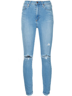 Siren Skinny Ankle Fresh Air jeans  Nobody Denim