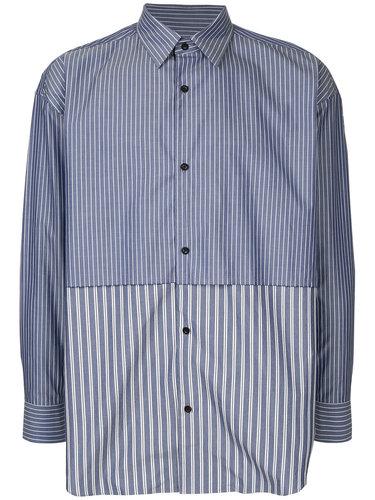 многослойная полосатая рубашка N. Hoolywood