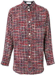 твидовая куртка-рубашка Faith Connexion