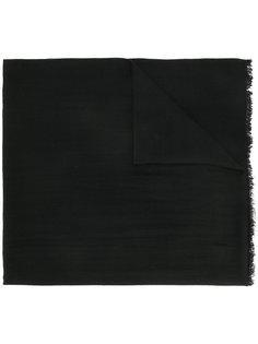 шарф с вышитым пером Paul Smith