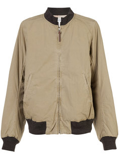 куртка-бомбер на молнии Visvim
