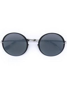 солнцезащитные очки с круглой оправой Mykita