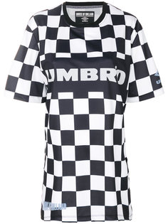 checkerboard Umbro T-shirt House Of Holland