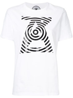 graphic logo T-shirt Anrealage