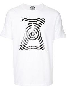футболка с графическим принтом Anrealage