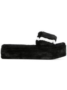 Kitzbuhel striped sandals Avec Modération