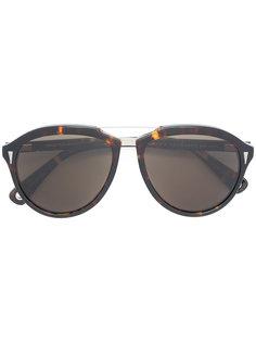 солнцезащитные очки с эффектом черепашьего панциря Vilebrequin
