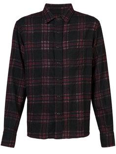 plaid flannel shirt Simon Miller