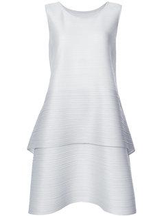 платье Poyon Poyon Pleats Please By Issey Miyake