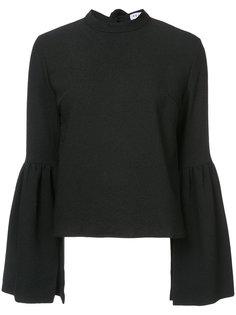 блузка с широкими рукавами Rejina Pyo