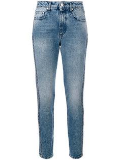 джинсы с полоской сбоку MSGM