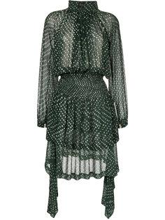 платье Empower с принтом Kitx