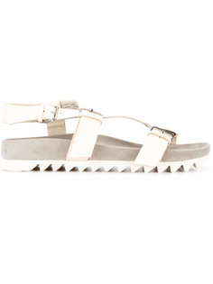 buckle flat sandals Dion Lee