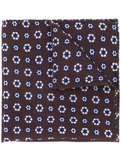 нагрудный платок с цветочным принтом Lardini