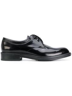 лакированные туфли дерби Prada