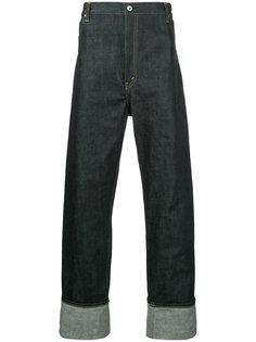 широкие джинсы Junya Watanabe Comme Des Garçons Man