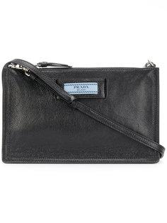 маленькая сумка на плечо  Prada