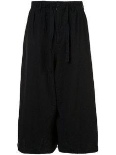 широкие брюки Yohji Yamamoto
