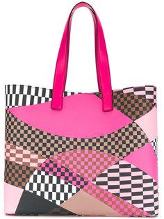 сумка-шоппер Emilio Pucci