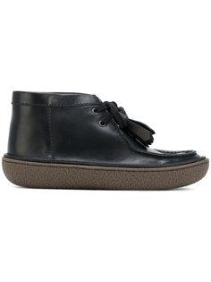 кроссовки с кисточками Prada