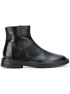 ботинки с закругленным носком Ann Demeulemeester