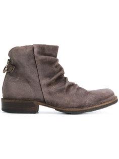ботинки с оборками Fiorentini +  Baker