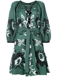 embroidered tassel dress Vita Kin