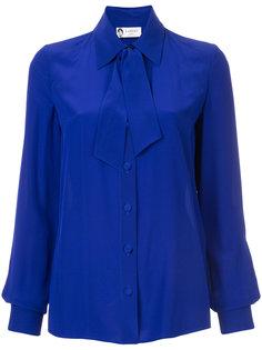 блузка с бантом  Lanvin
