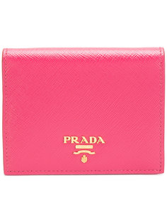 складной кошелек Prada