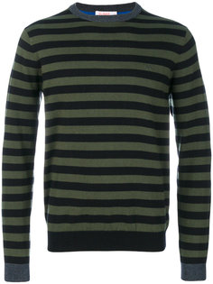 полосатый свитер Sun 68