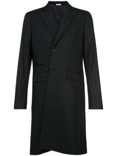 пальто с рукавами в полоску Comme Des Garçons Homme Plus