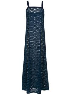 cut out maxi dress Adriana Degreas