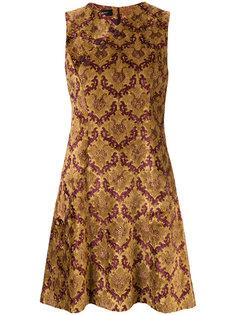 printed mini dress G.V.G.V.