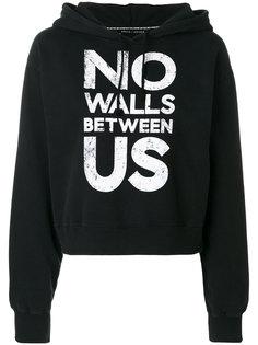 No walls between us hoodie Each X Other