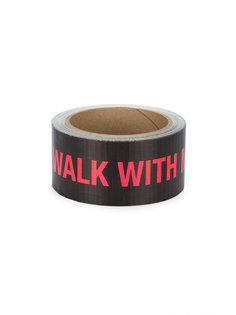 клейкая лента Walk With Me Raf Simons