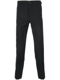 брюки строгого кроя Prada
