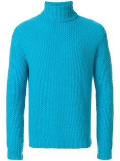 свитер с отворотной горловиной  Mp  Massimo Piombo