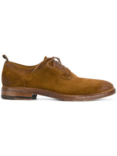 классические ботинки Дерби  N.D.C. Made By Hand