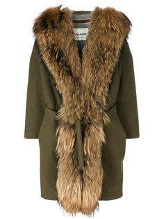 hooded coat Ava Adore