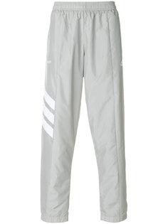 спортивные брюки с контрастными полосками Gosha Rubchinskiy ГОША РУБЧИНСКИЙ
