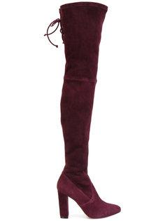 Karmina thigh high boots Jean-Michel Cazabat