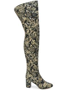 Giada thigh high boots Jean-Michel Cazabat
