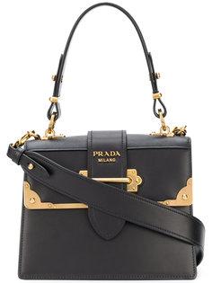 сумка на плечо с ремешком Prada
