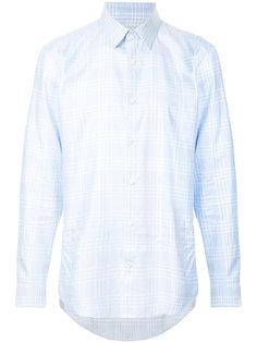 рубашка с мелким узором Cerruti 1881