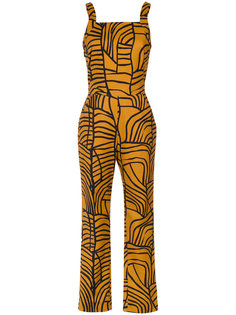 printed jumpsuit Andrea Marques