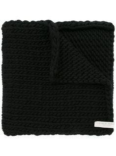 knitted scarf Album Di Famiglia