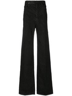 широкие брюки Rick Owens DRKSHDW