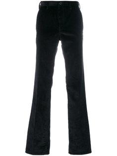 брюки с отворотами Prada