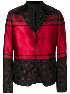 двухцветный пиджак  Haider Ackermann